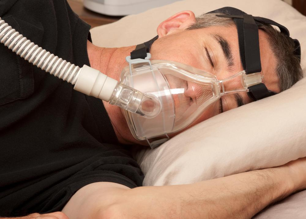 Weight loss may not do much to help sleep apnea, however a sleep apnea mask is usually a viable solution.