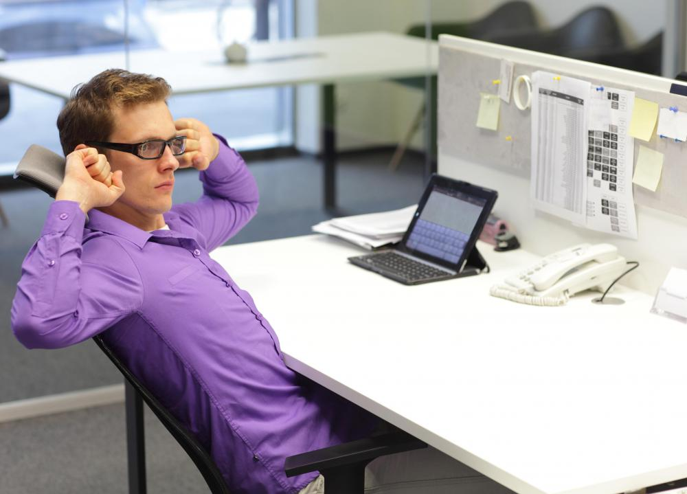 It's essential to take ergonomics into account when buying furniture for a corporate office.