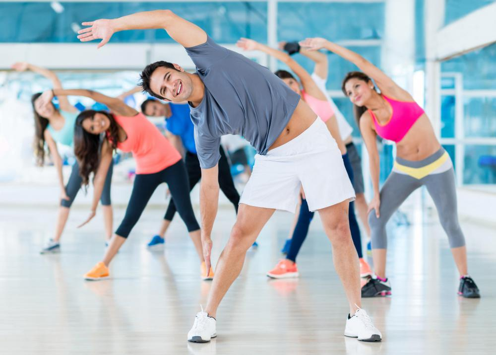 Health advocates encourage physical fitness.