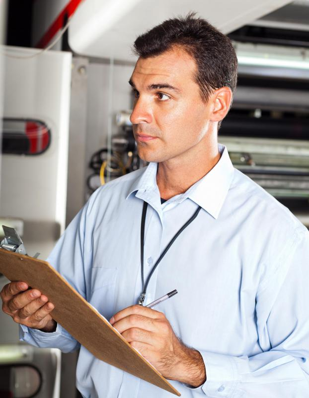 Mold inspectors often work closely with general inspectors.