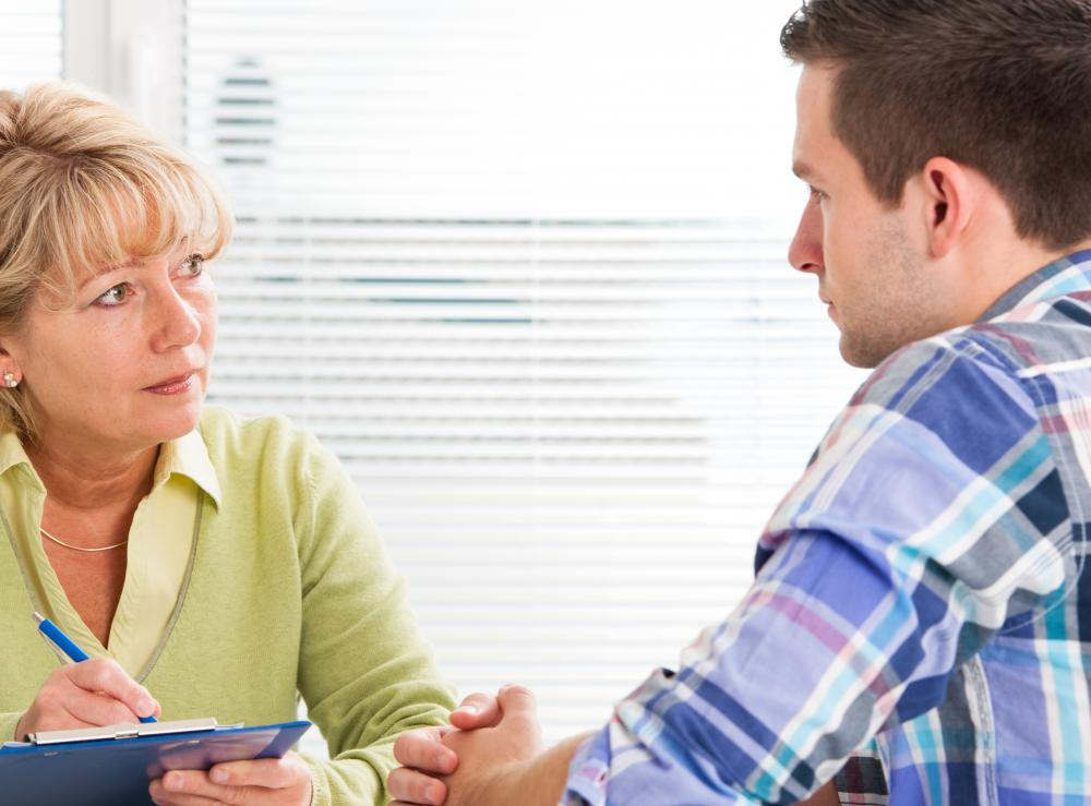 A treatment coordinator might assist with consultations.