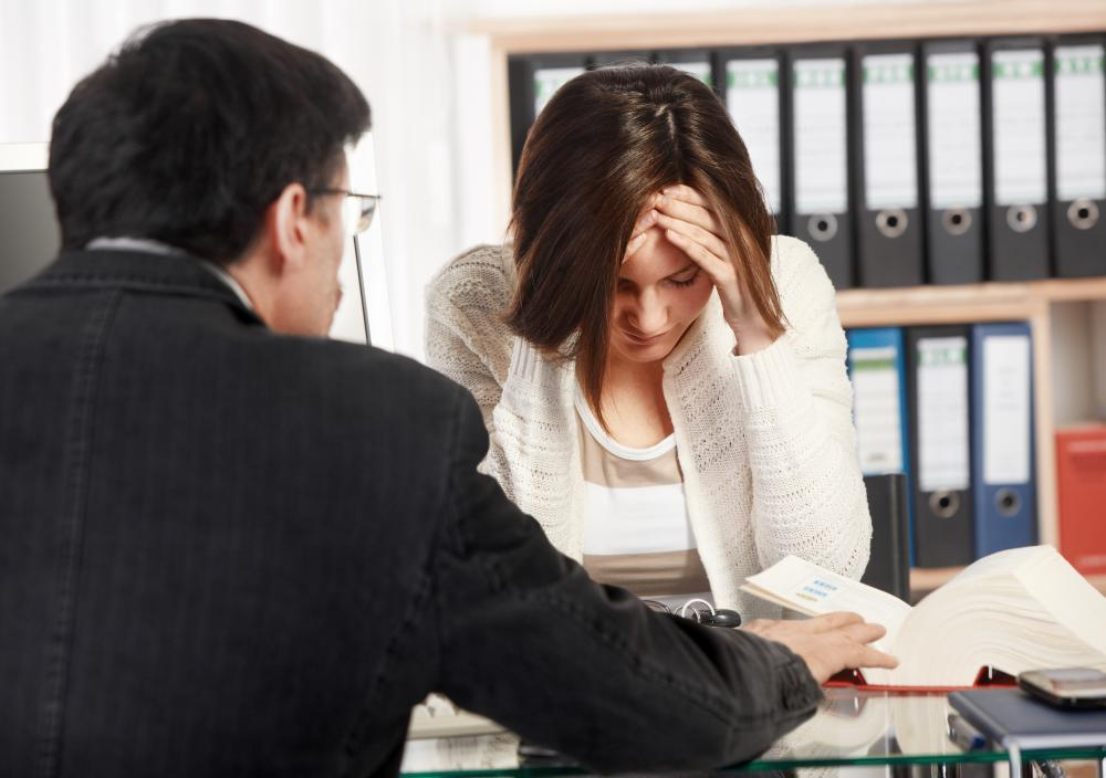 An attorney isn't required for a divorce, but hiring one can help with an already stressful situation.