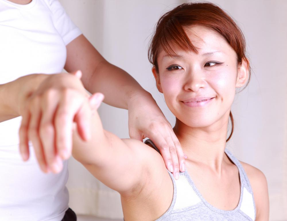 Wood Lock oil may be used during acupressure massage.