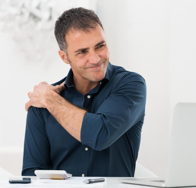 Shoulder pain is common in adults with hemiplegia.