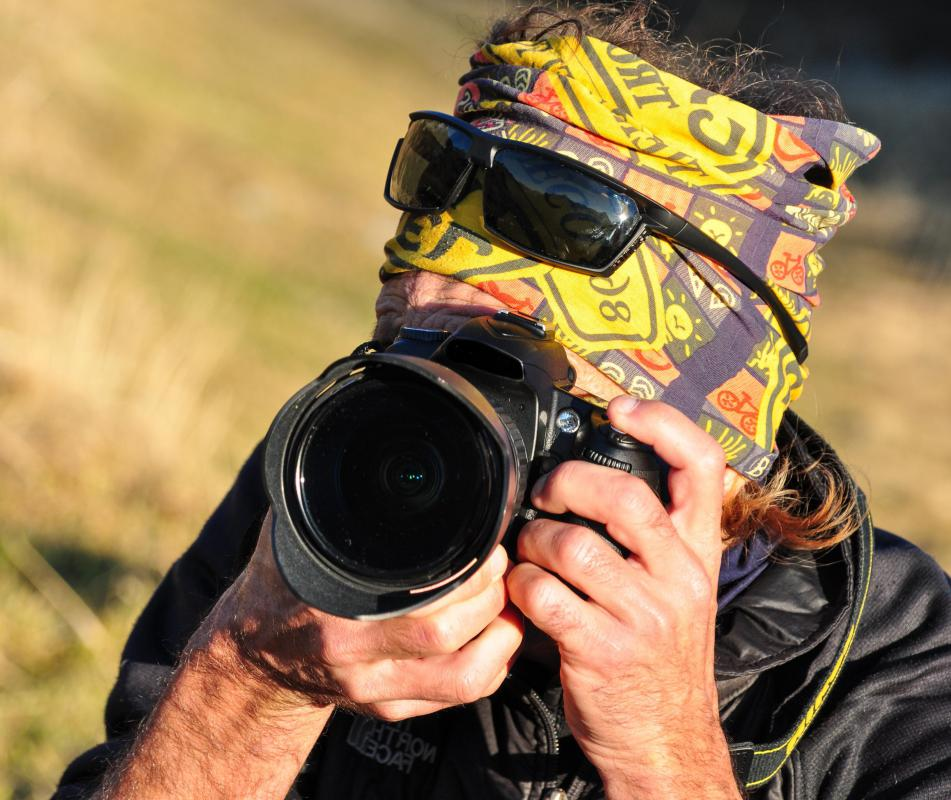 Freelance photographers working on assignments often face long hours and short deadlines.