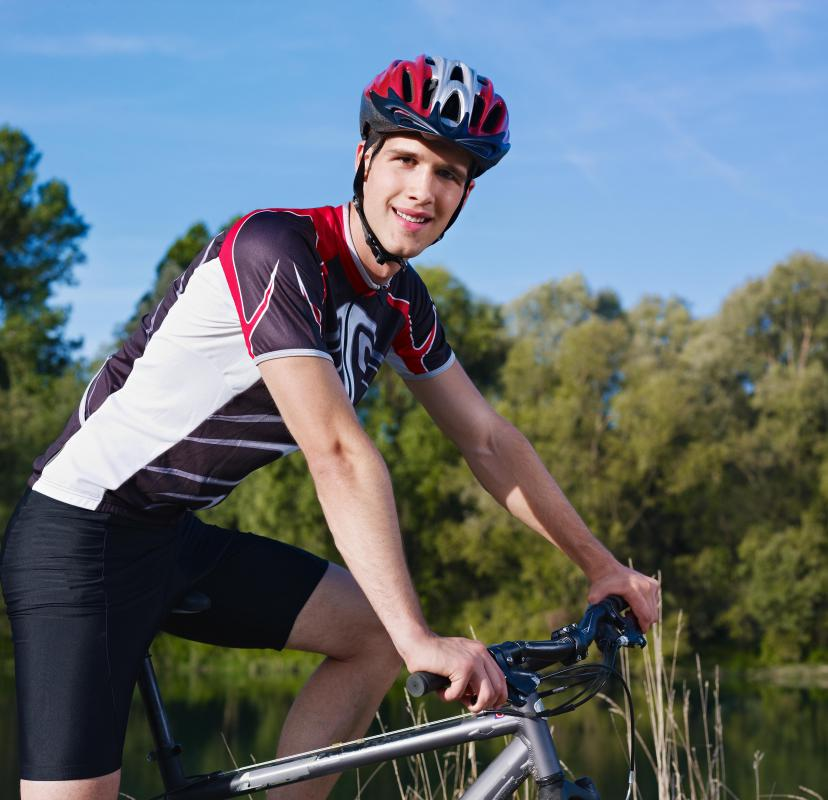 Men who bike regularly may experience dry orgasm.