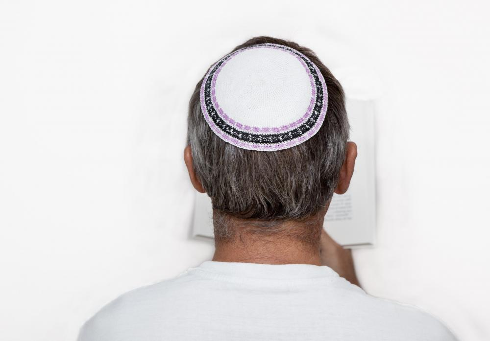A yarmulke is a type of beanie.