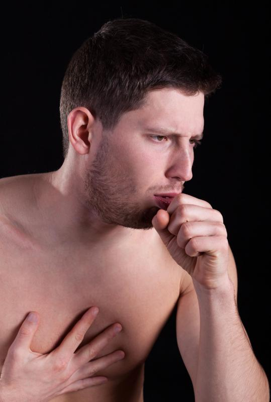 Flu viruses may cause secondary infections like bronchitis.