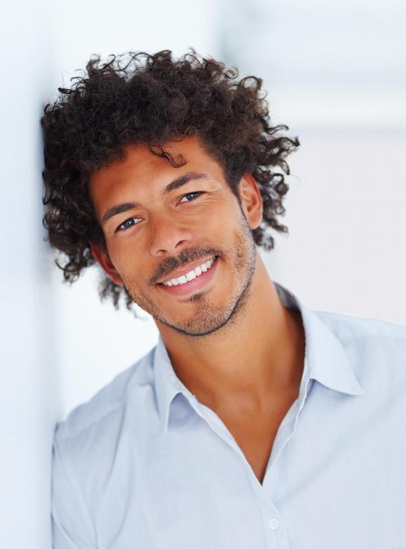 How To Get Straight Hair For Guys : What are the pros and cons of a perm for thick hair