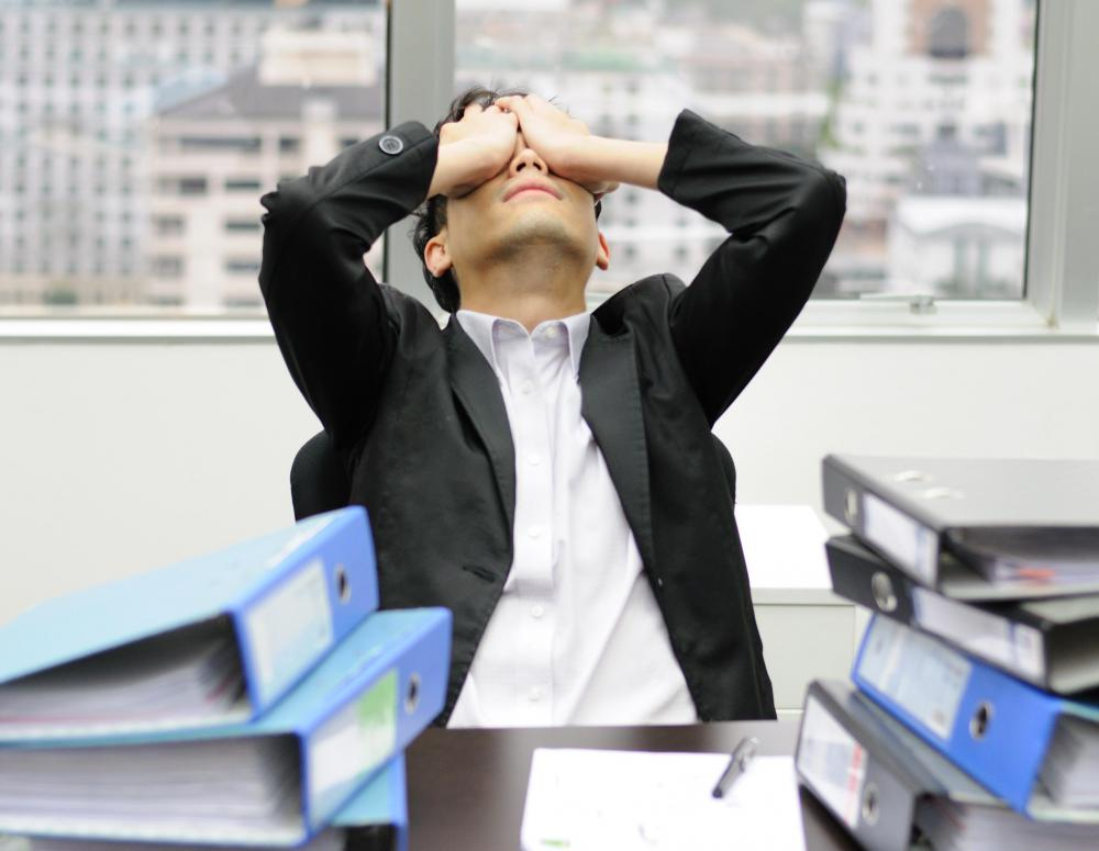 People who work in high pressure jobs may benefit from stress management classes.