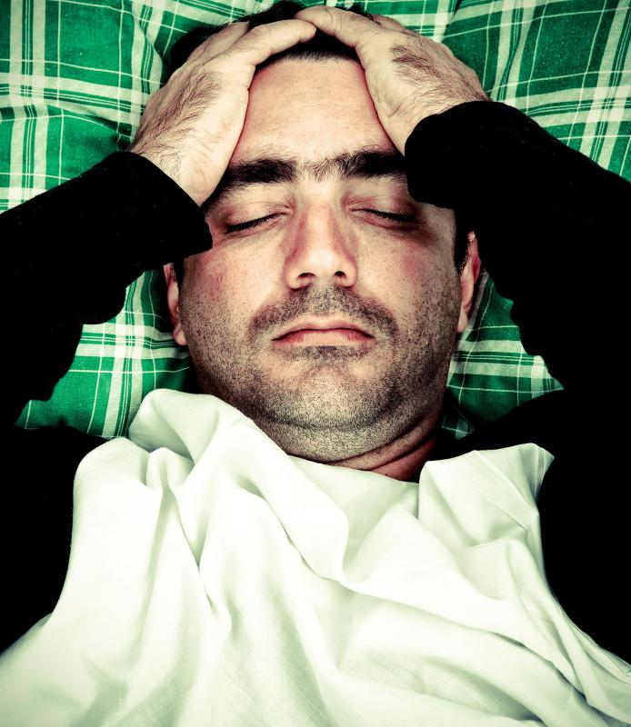A coenzyme q10 deficiency may cause migraines.