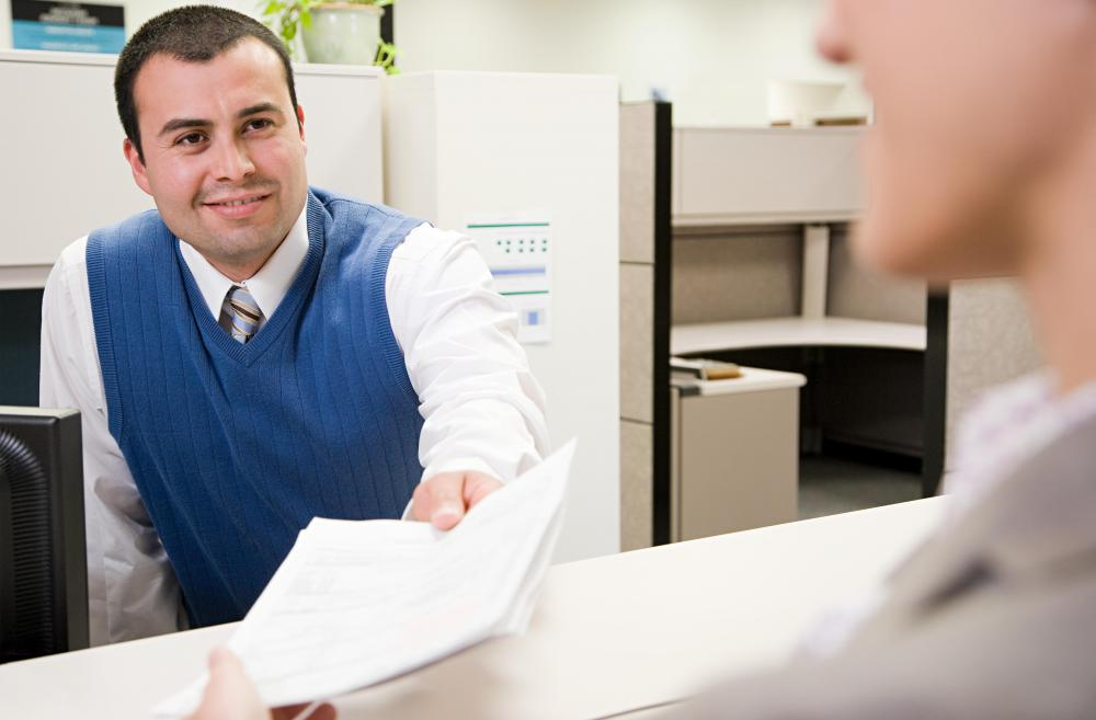 What Does An Immigration Consultant Do? (With Pictures)