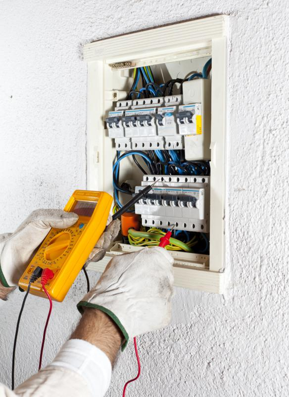A voltage continuity tester may be used to determine whether a circuit breaker needs to be replaced.