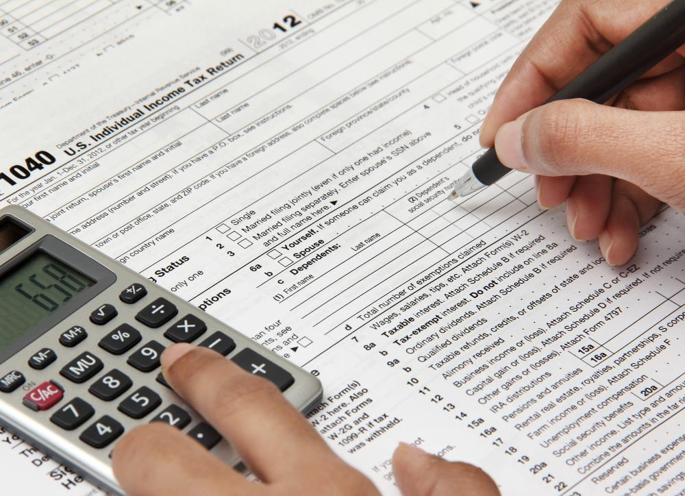 Becoming a tax trainee begins with deciding the type of taxes that you wish to prepare.
