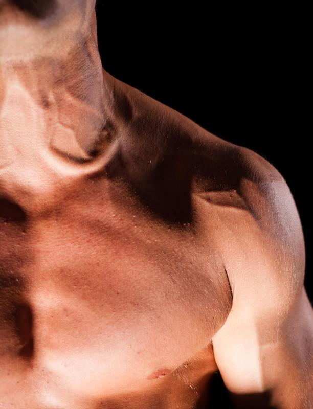 Trap workouts focus on weightlifting exercises especially for the trapezius.