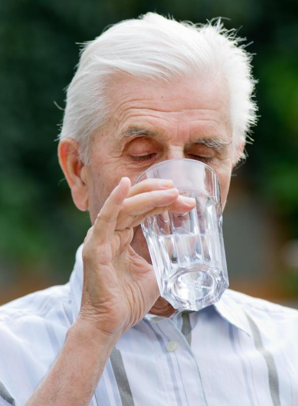Side effects of corticosteroids may include increased thirst.