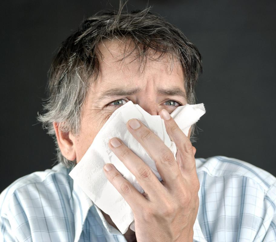 Influenza may result in hypokinesia.