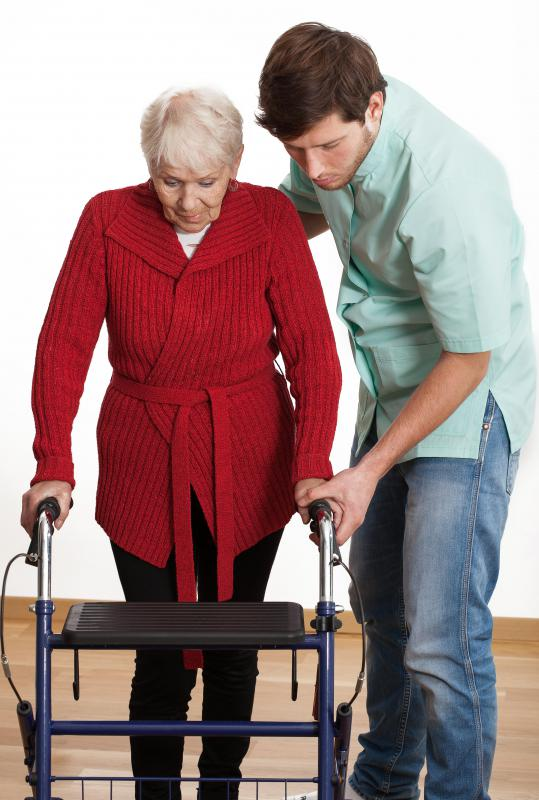 Physical therapy may be very helpful for individuals suffering from Parkinson's disease.