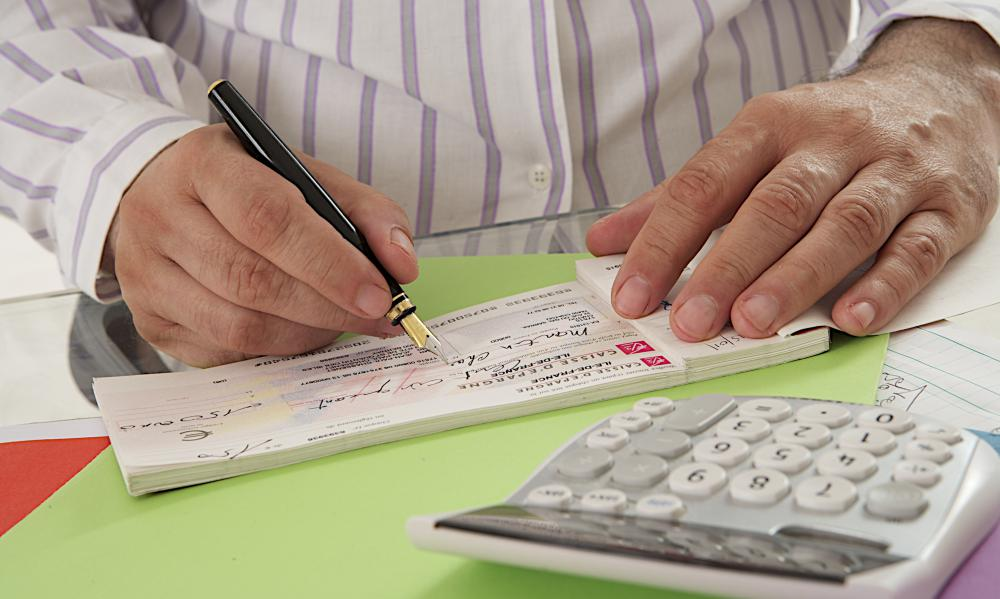 Some banks cover checks that may overdraw an account with funds from a related account.