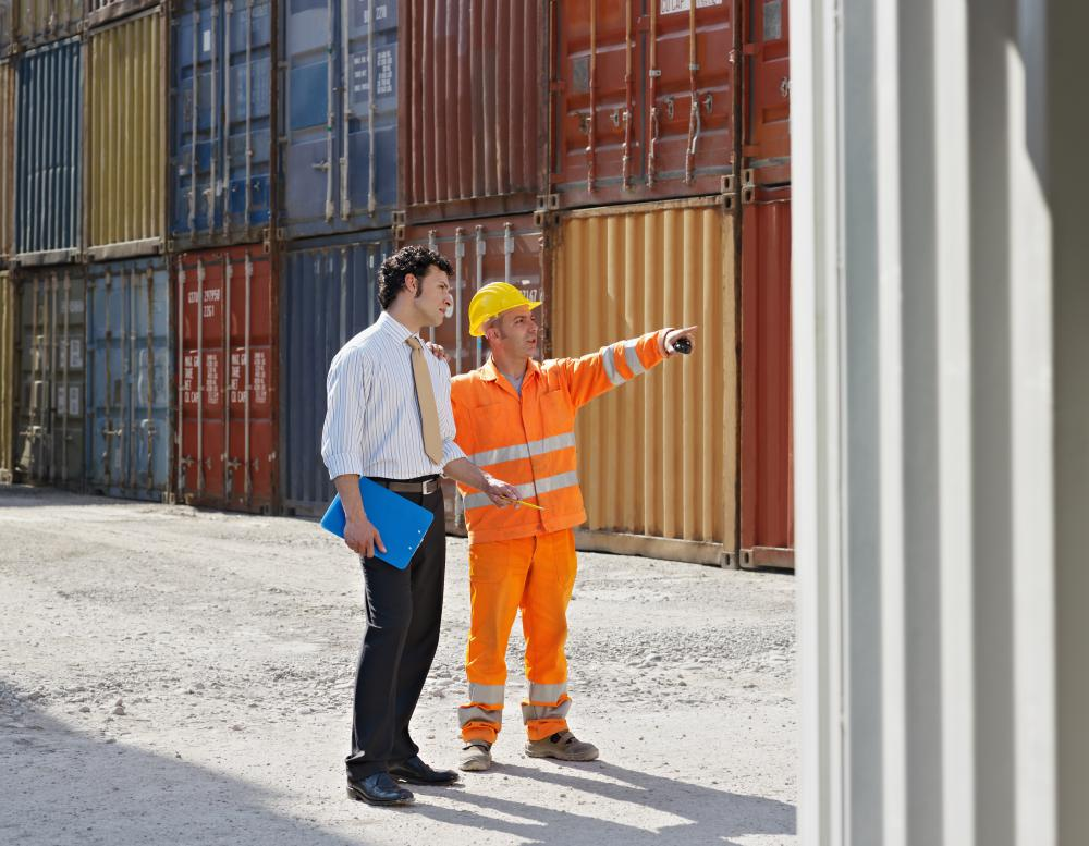 A supply chain consultant might help cut shipping or storage costs.