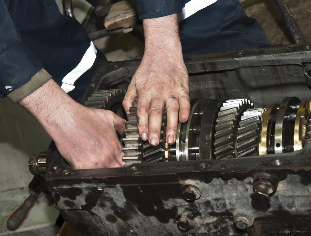 How Do I Become A Transmission Mechanic With Pictures