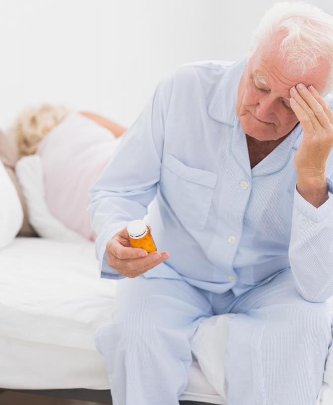 Temazepam is usually prescribed as a sleep aid.