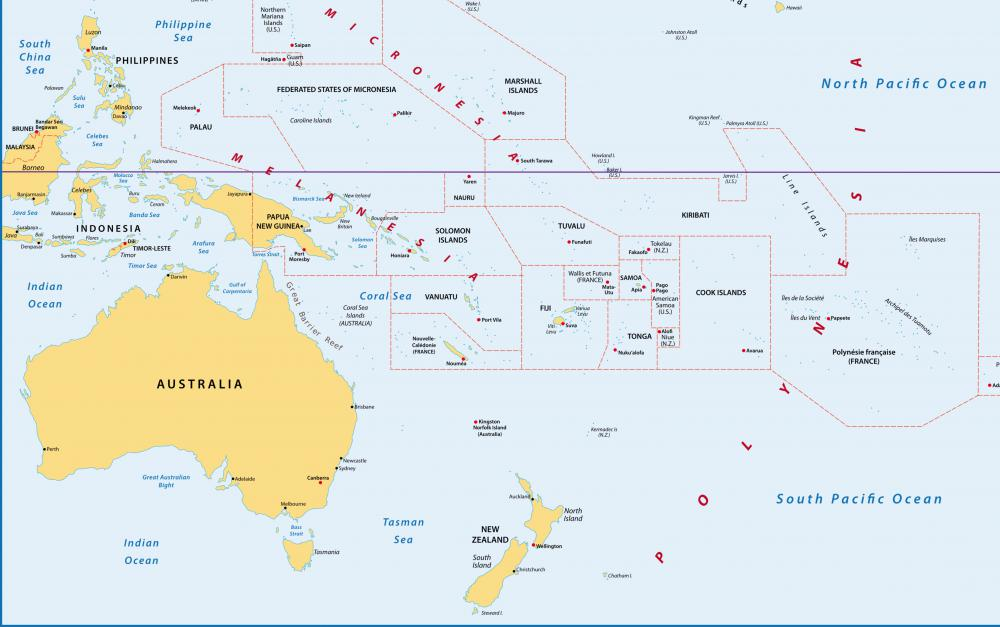 What Should I Know About Melanesia? (with picture)