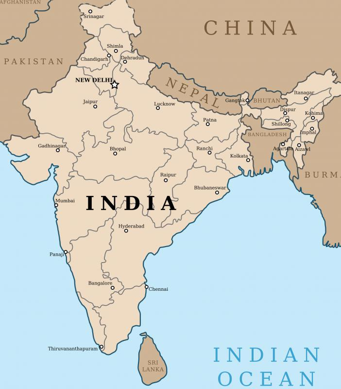 India is typically seen as the birthplace of yoga.