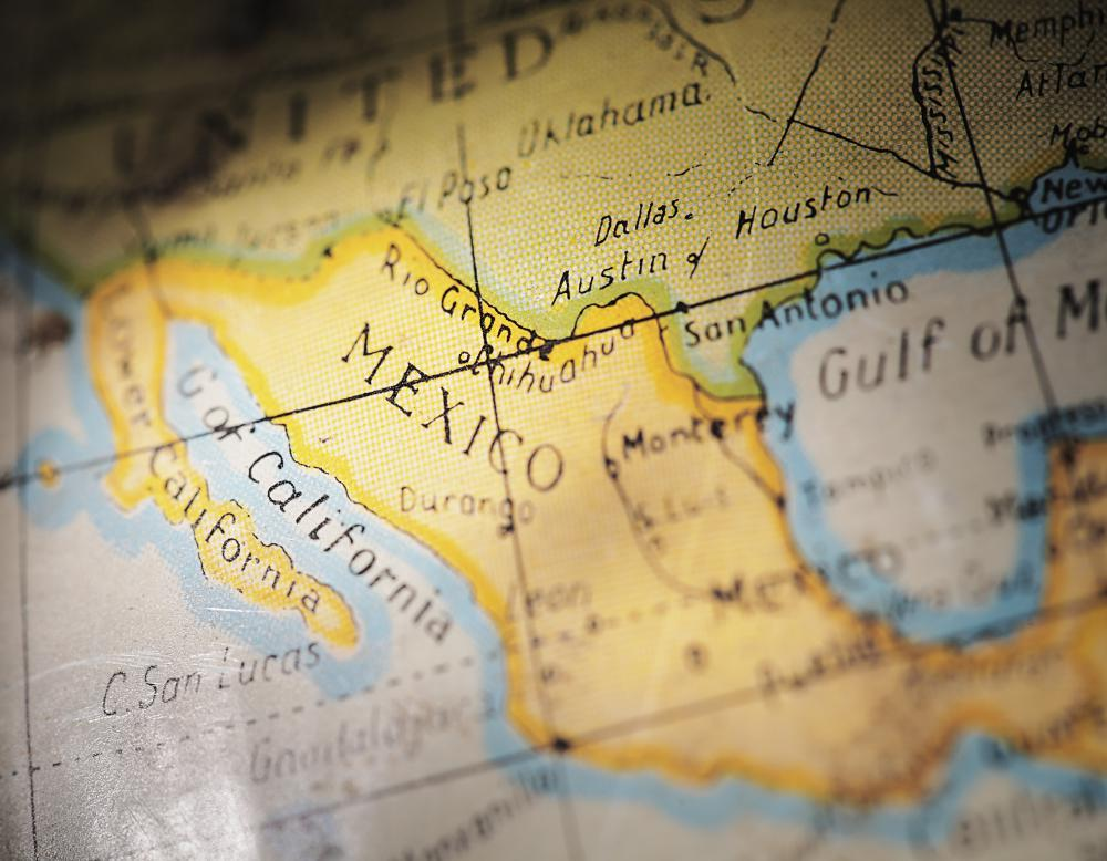Amexica can be used by conservatives to refer to the blurring of the border between the United States and Mexico.