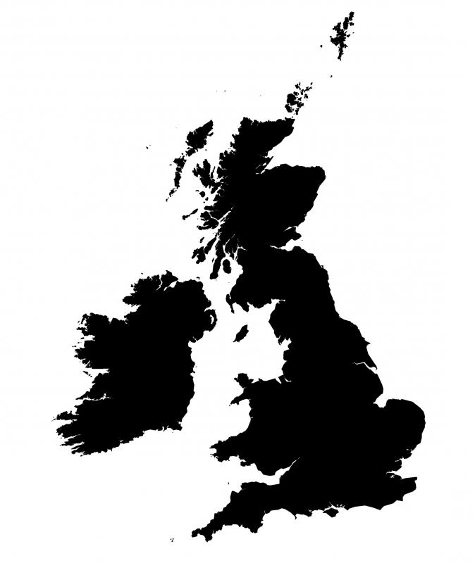 In the late first-millenium, the British Isles were subject to many Viking raids.