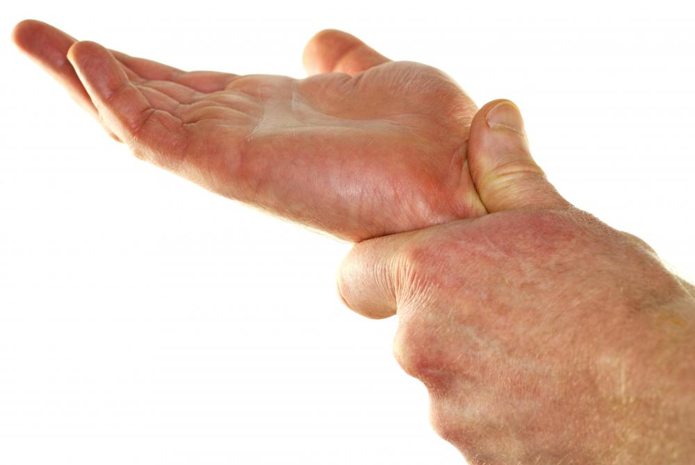 Tendonitis is an inflammation of the tendons of the wrist.