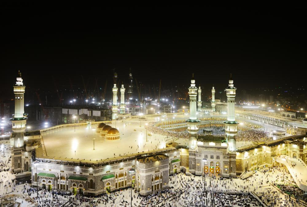 The Mecca Agreement was signed in the Saudi city that bears its name.