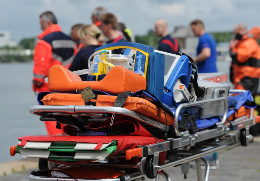 In most places, emergency medical technicians (EMTs) and paramedics must periodically take courses in order to refresh and update their skills.