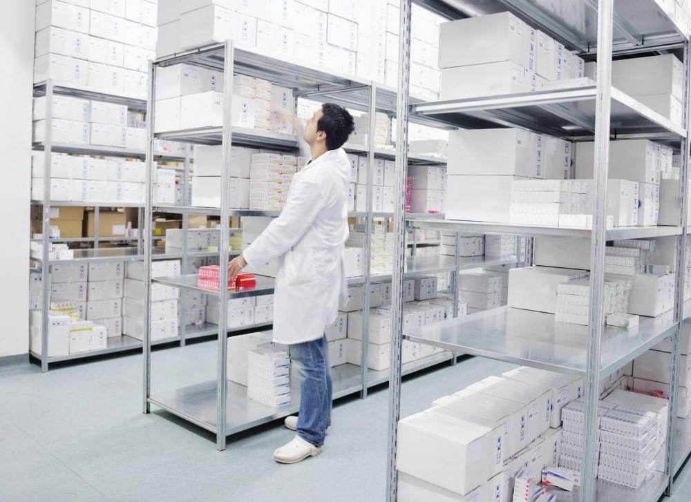 Archival document storage may be managed by an automated storage and retrieval system.