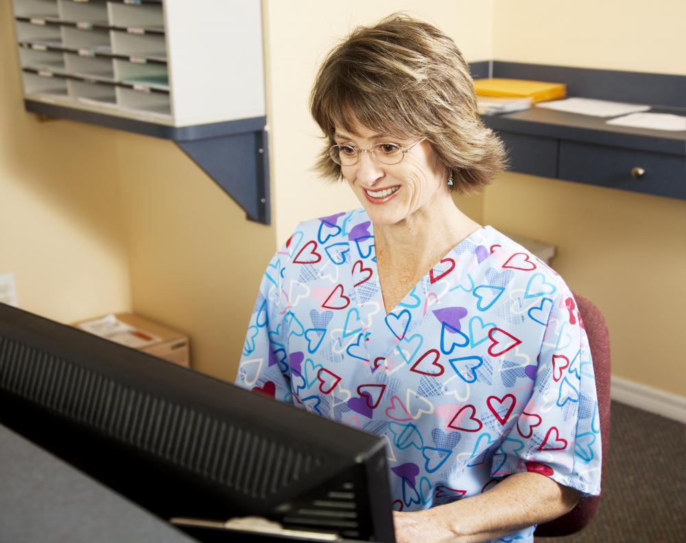 A clinical coder ensures the proper medical billing.