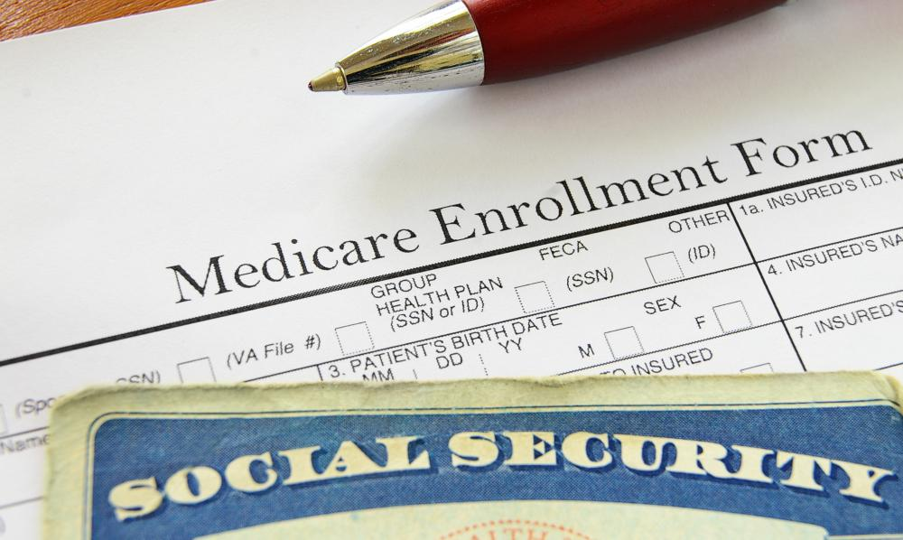 Those qualifying for Medicare can enroll online or at their nearest Social Security office.