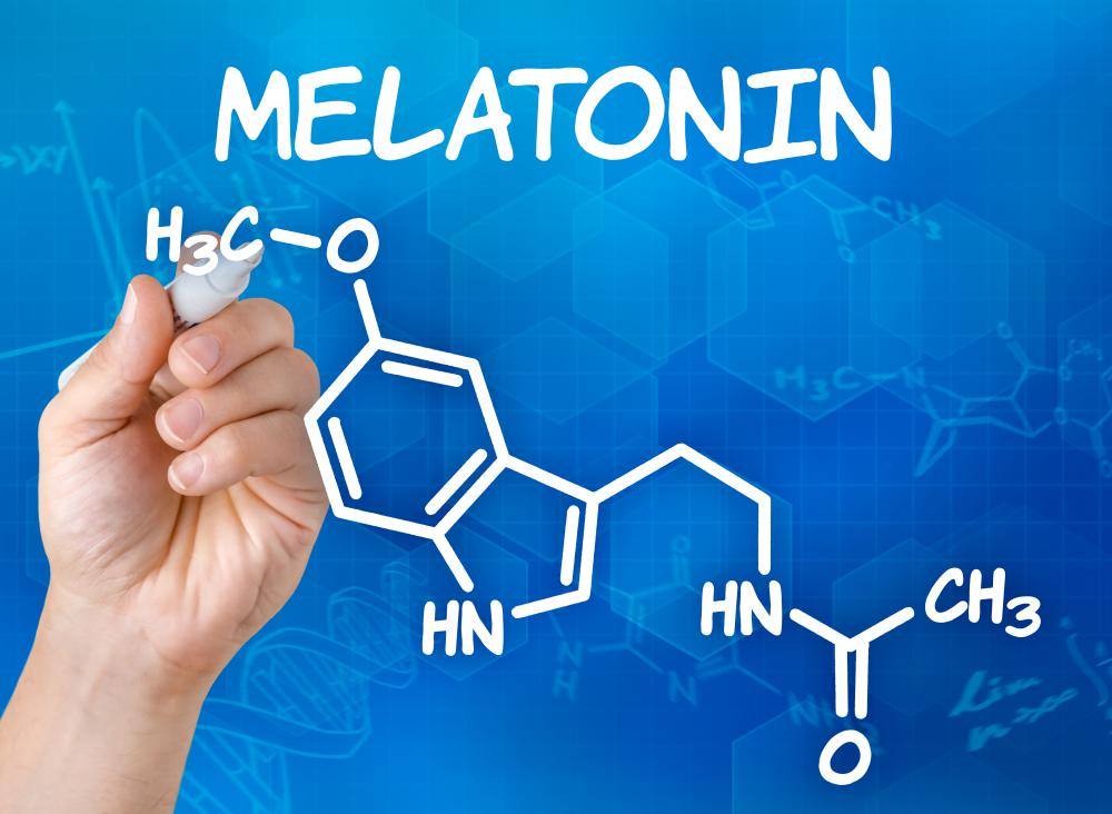 Melatonin, combined with alcohol, may cause exceptional drowsiness.