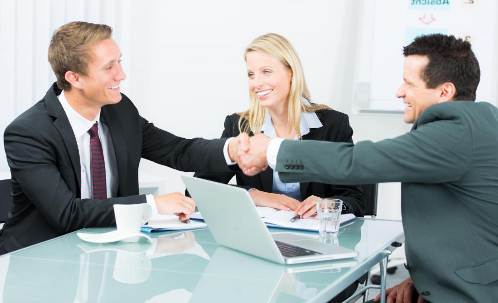 A business development consultant can offer advice and provide insight on closing deals.