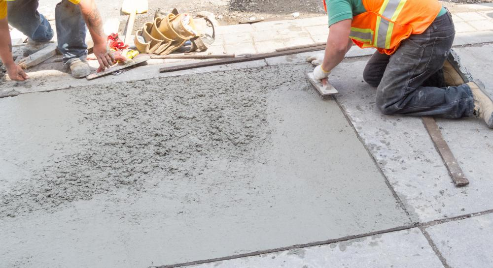 Crushers, conveyors, screeners, sieves, and shakers are used to process materials that are used in many construction applications, such as the creation of sidewalks and roadways.