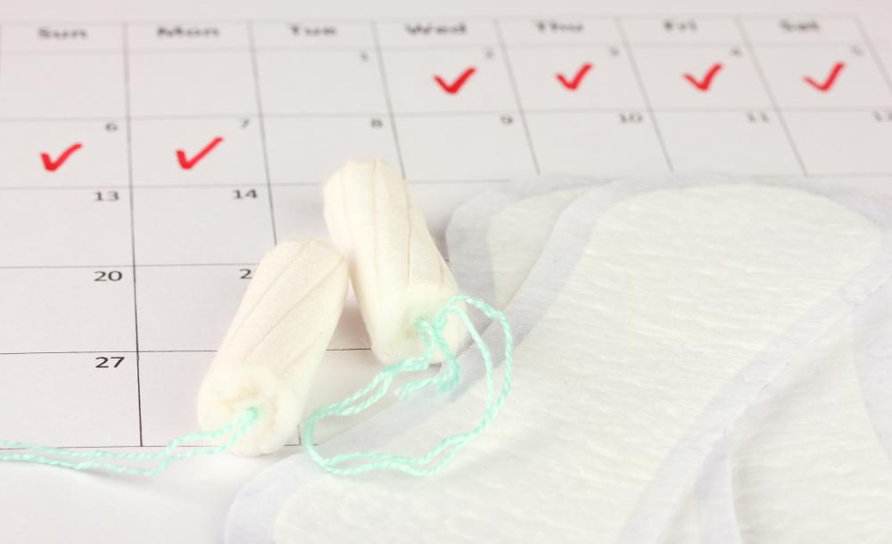 A woman experiences intermenstrual bleeding if she bleeds from her vagina sometime between her regular menstrual periods.