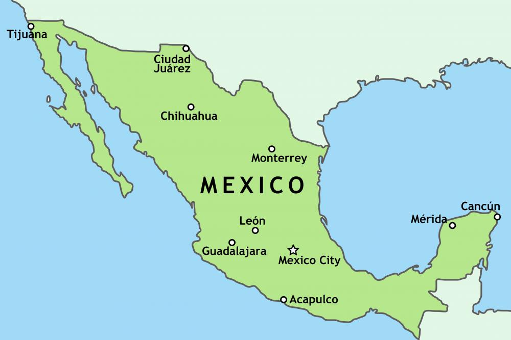 The 'peso' is the name of the official currency in Mexico.