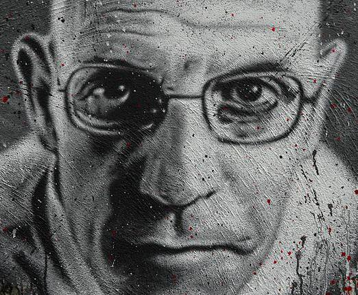 "Michel Foucault used the method of discourse analysis to determine how people use a discourse to attain ""power""."