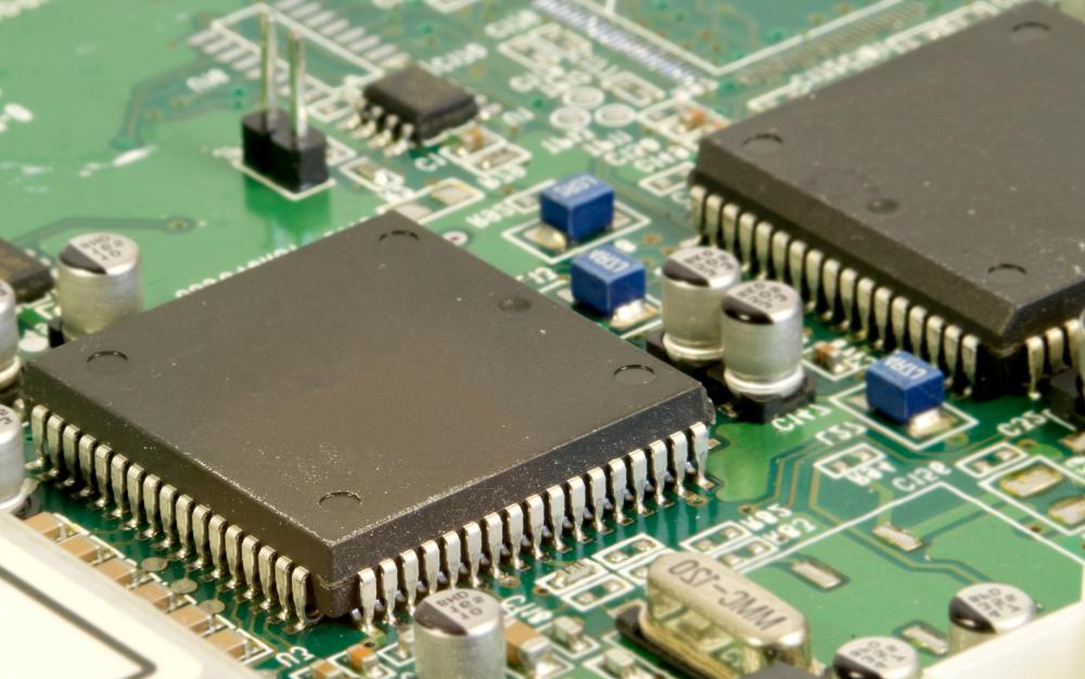 What Is A Microcontroller With Pictures