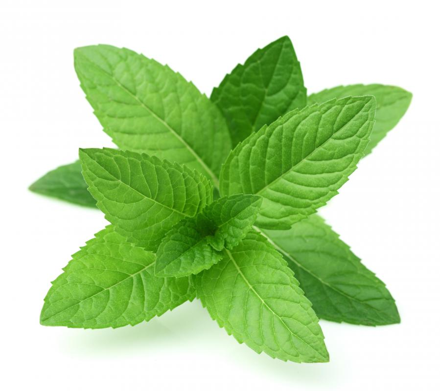 A whiskey smash may feature mint leaves.