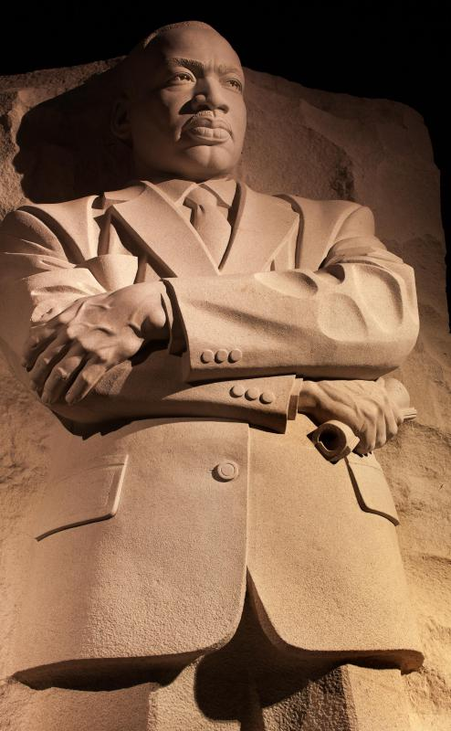 Martin Luther King, Jr., was one of the targets of J. Edgar Hoover.