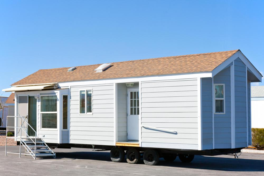 Old Mobile Homes To Be Moved