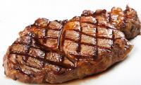 The Maillard reaction is what makes the outer layer of cooked meat brown.
