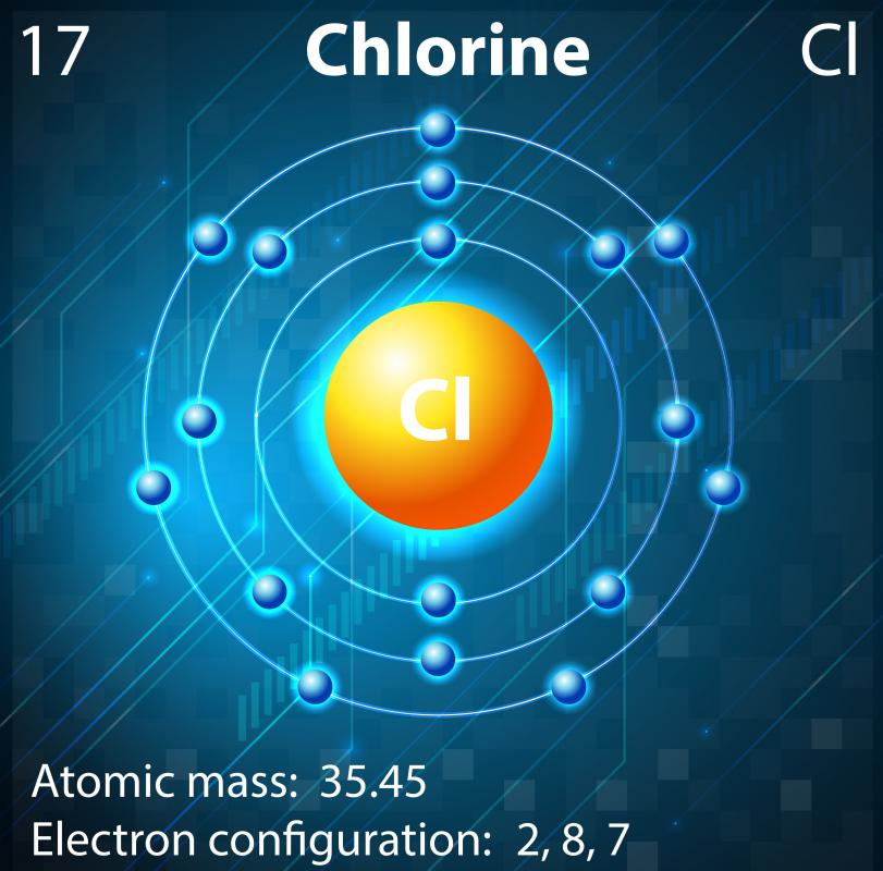 Chlorine is more reactive than iodine, so if chlorine gas is bubbled into a solution of sodium iodide, it will displace the iodine.