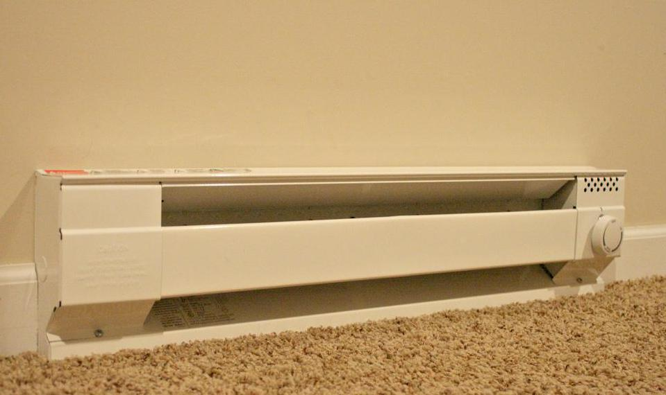 Baseboard heat efficiency