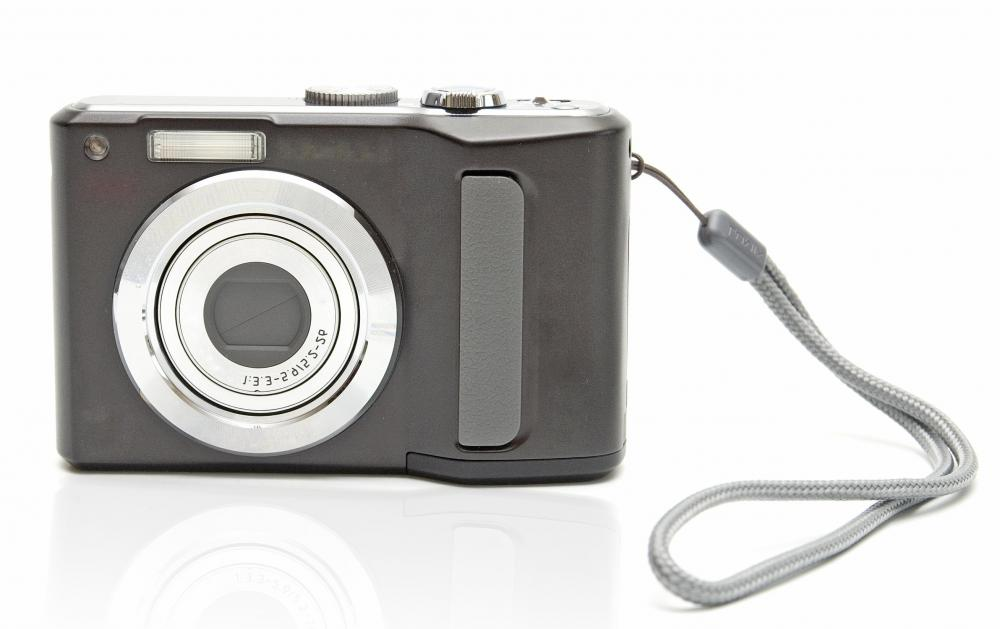 Point and shoot cameras are becoming more common.